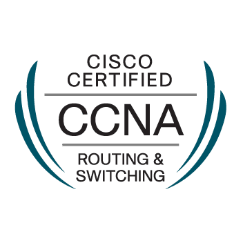 Cisco Certified CCNA Routing & Switching Badge