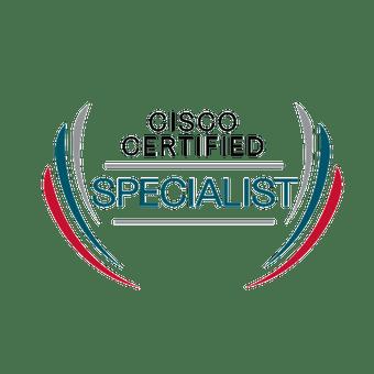 Cisco Certified Specialist Badge